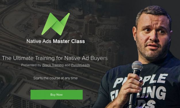 James Van Elswyk Native Ads Masterclass Review