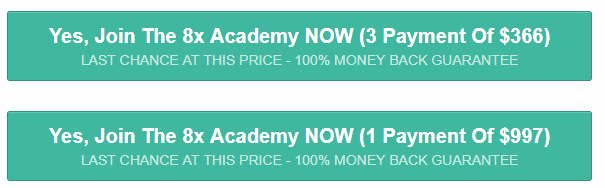 8x Hero Academy's Purchase Options