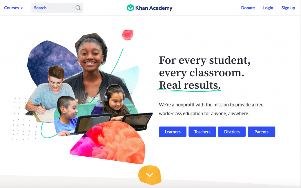 Khan Academy Personal Finance Courses