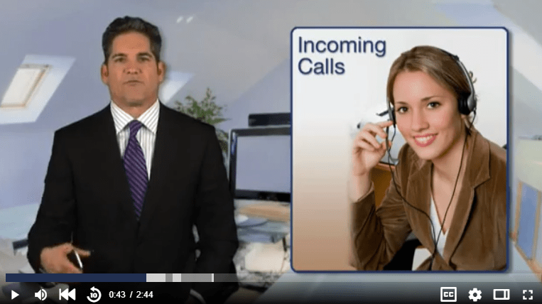 Grant Cardone Sales Training University Incoming Calls