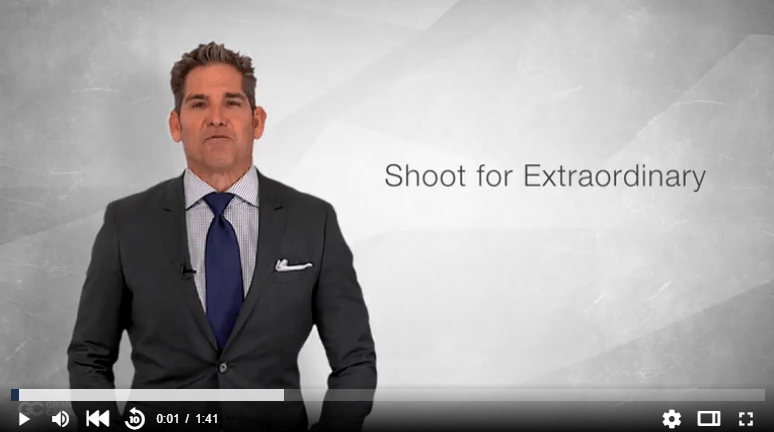 Grant Cardone Sales Training University Videos