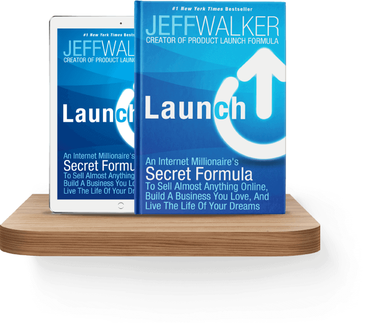 Jeff Walker Product Launch Formula - Launch