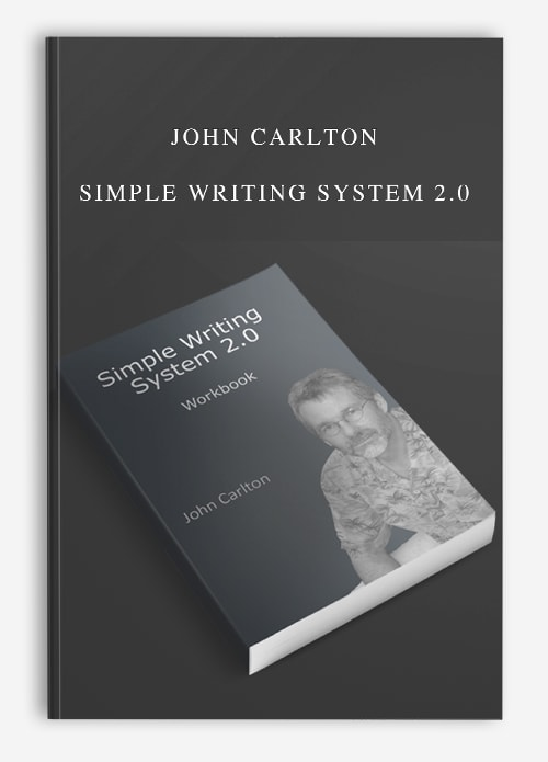 John Carlton Simple Writing System 2.0 Interactive Workbook
