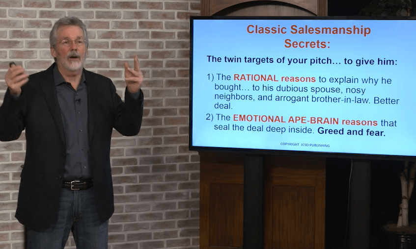 John Carlton Simple Writing System 2.0 Secrets