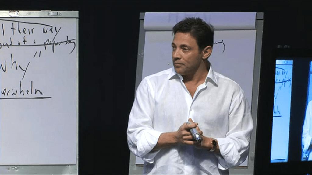 Jordan Belfort Straight Line Persuasion Fast-Track Seminar