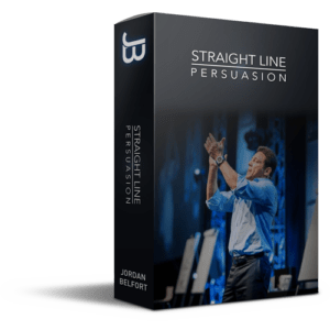 Jordan Belfort Straight Line Persuasion Fast Track