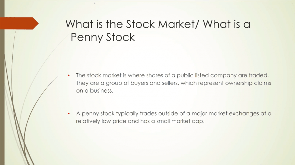 Steven Dux Trading Techniques - Stock Market and Penny Stocks