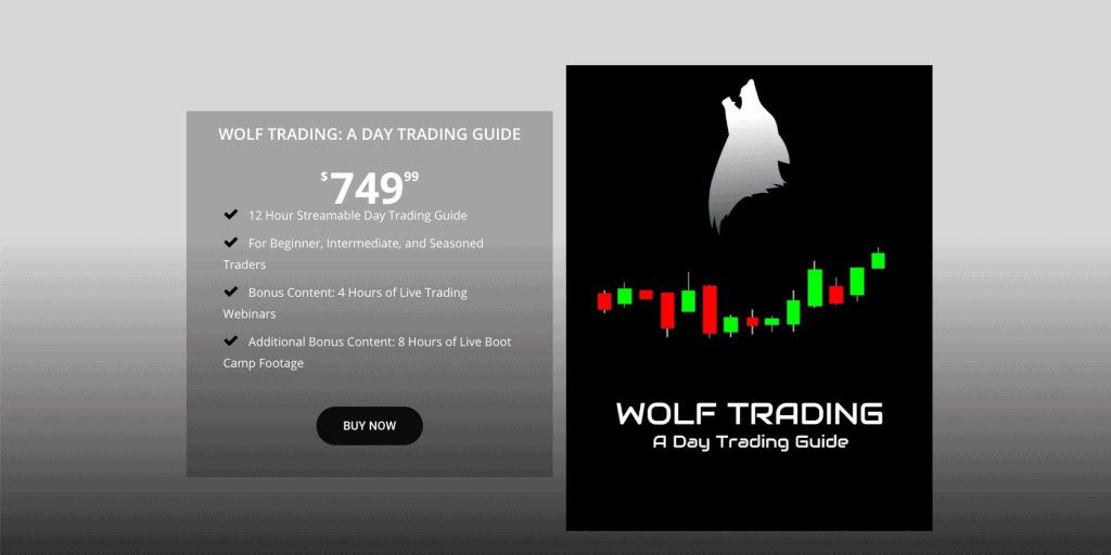 Steven Dux Trading Techniques - Wolf Trading
