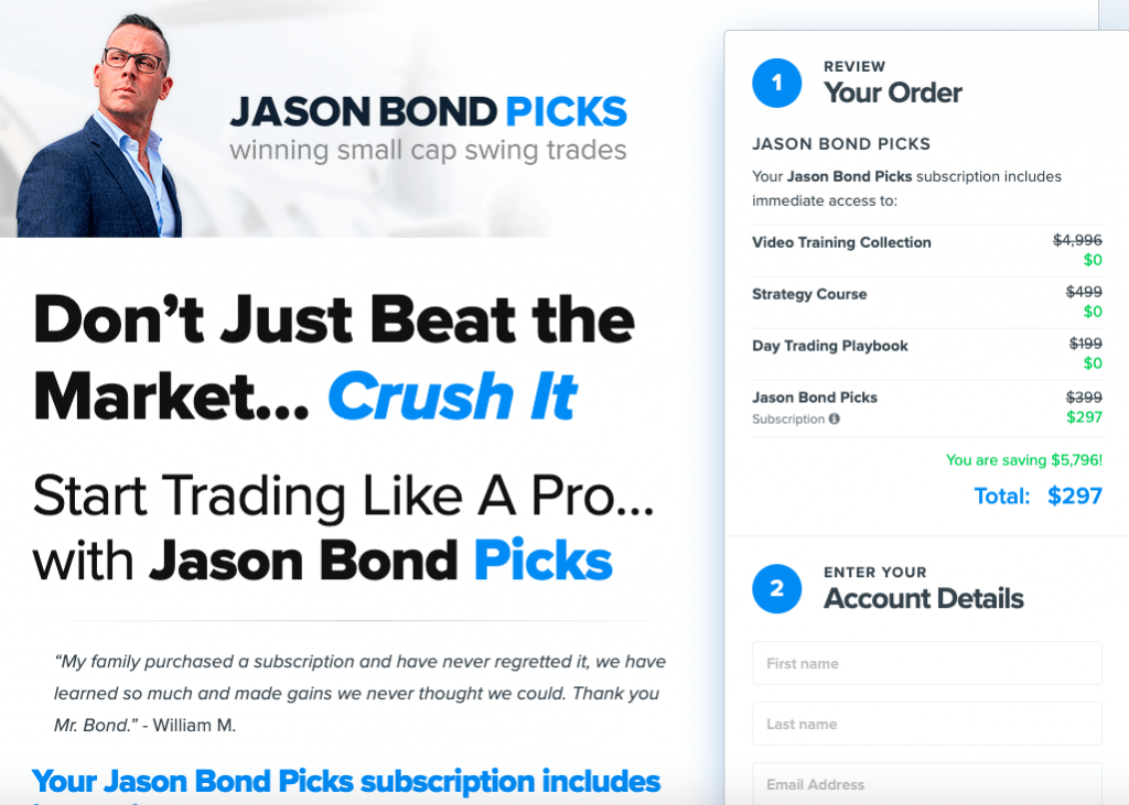 Best Day Trading Courses - Jason Bond Picks