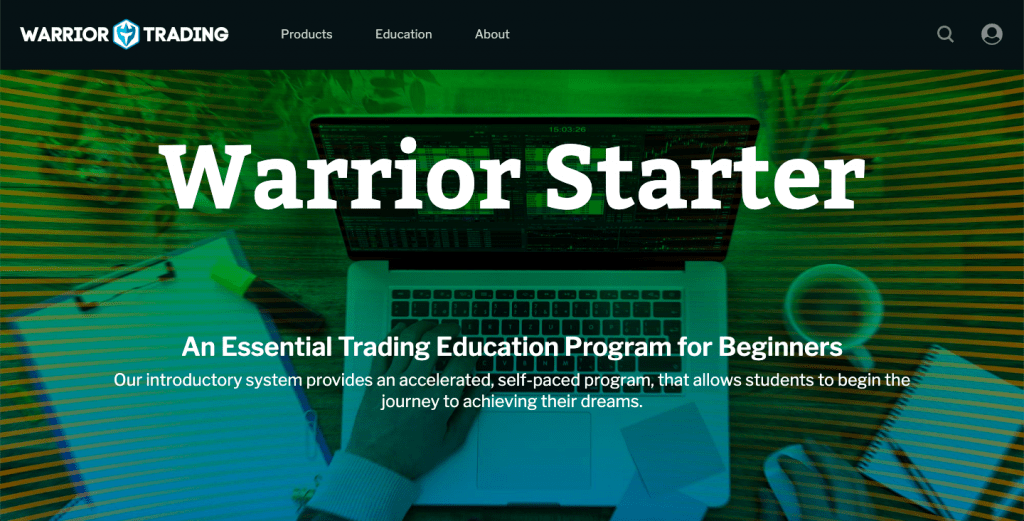 Best Day Trading Courses - Warrior Starter
