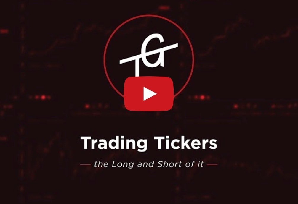 Trading Tickers Header