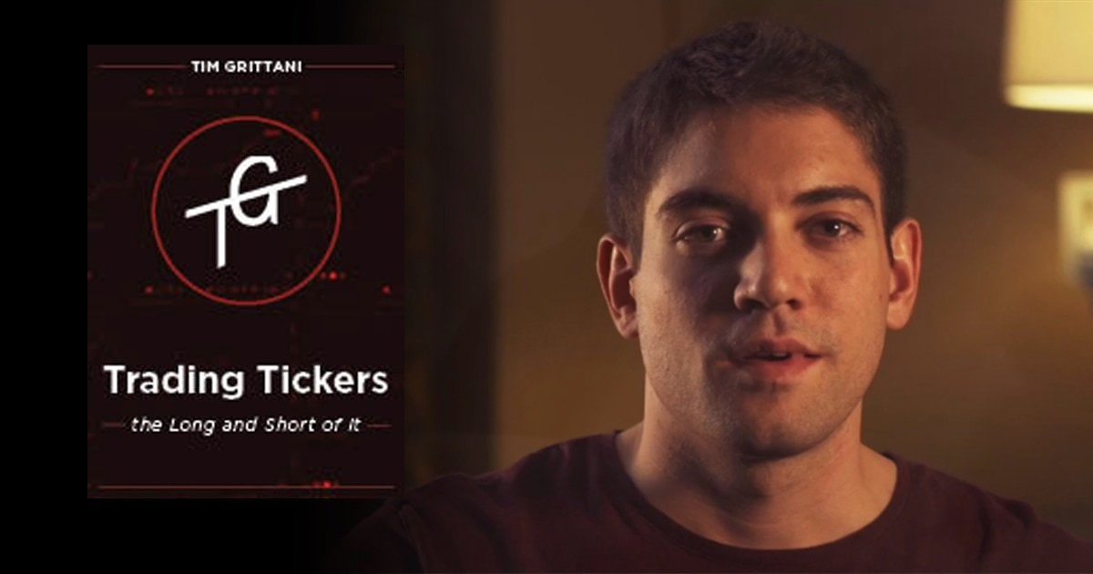 Tim Grittani Trading Tickers Review - Is This Course Worth The Price?