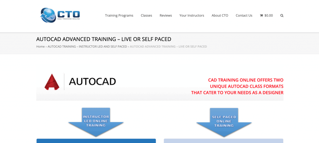 Advanced AutoCAD Training-CAD Trailing Online