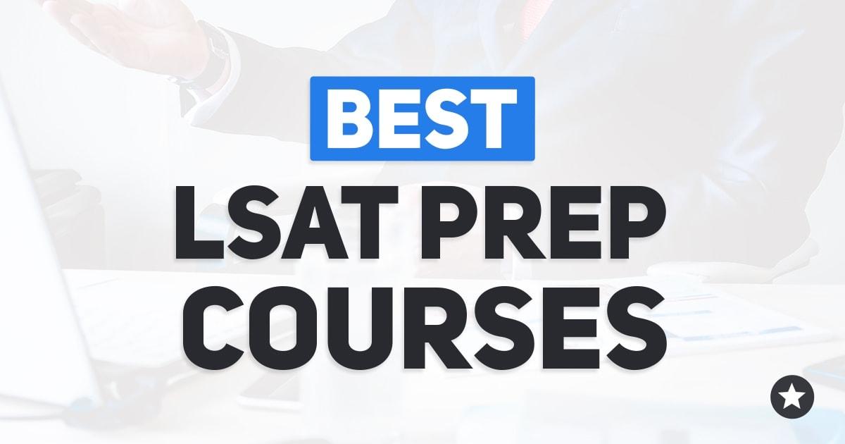 Best Online LSAT Prep Courses