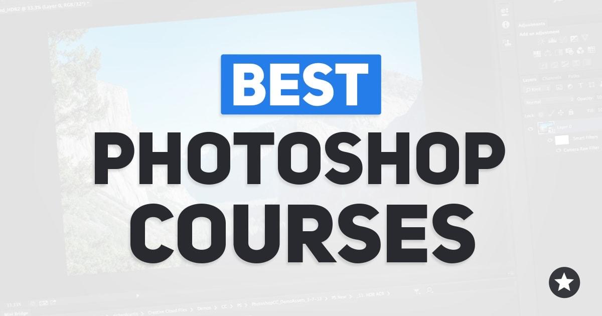 Best Photoshop Courses