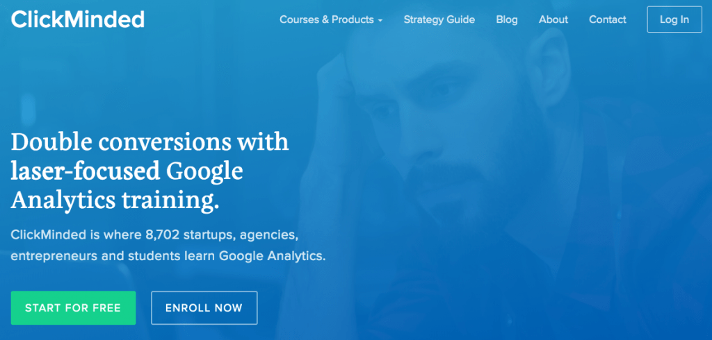 ClickMinded Google Analytics Training