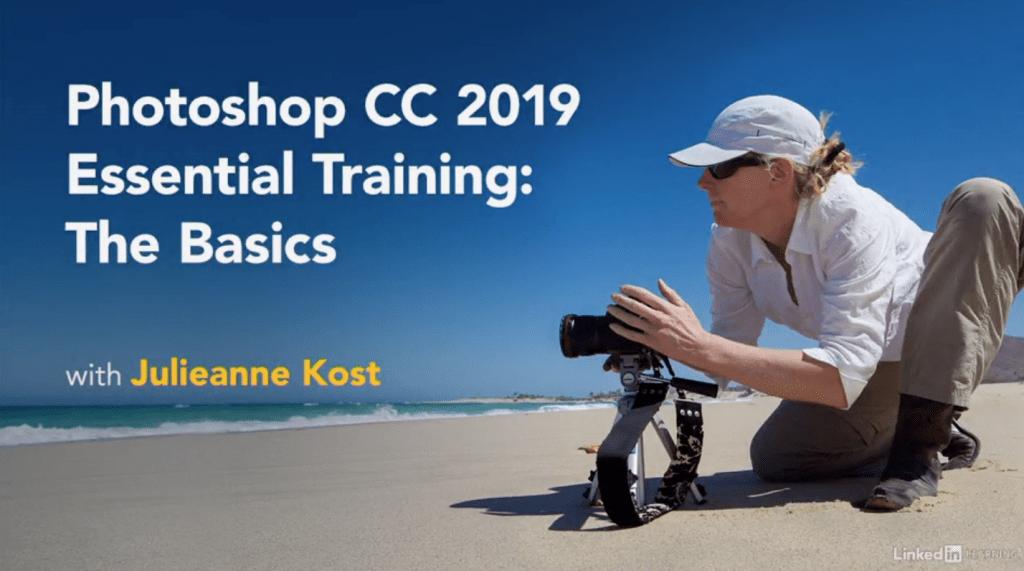 Lynda Photoshop Essential Training The Basics