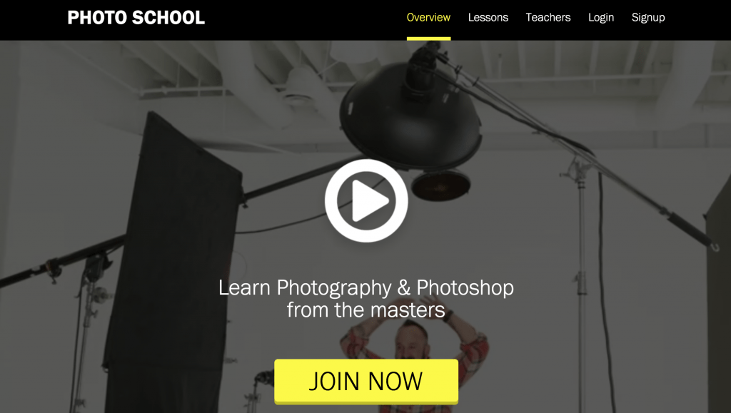 Photo School Learn Photography and Photoshop From the Masters