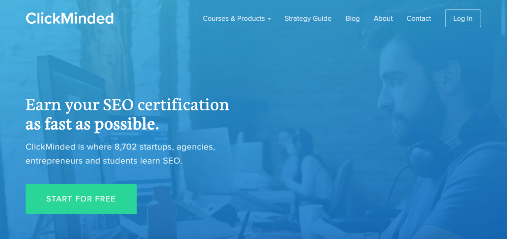 SEO Certification-Clickminded