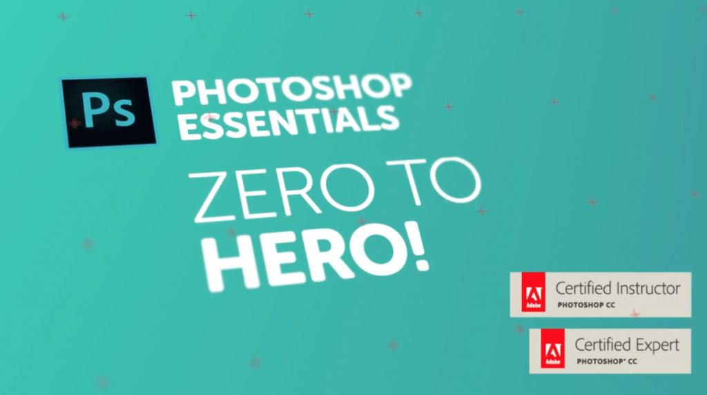 _Skillshare Adobe Photoshop Essentials Training Course