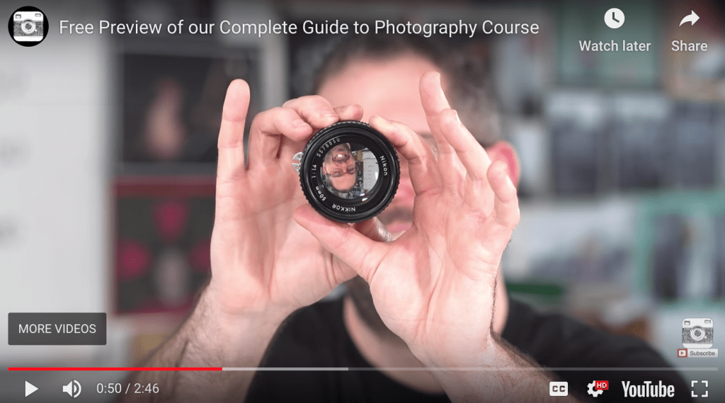 The School of Photography Complete Guide to Photography