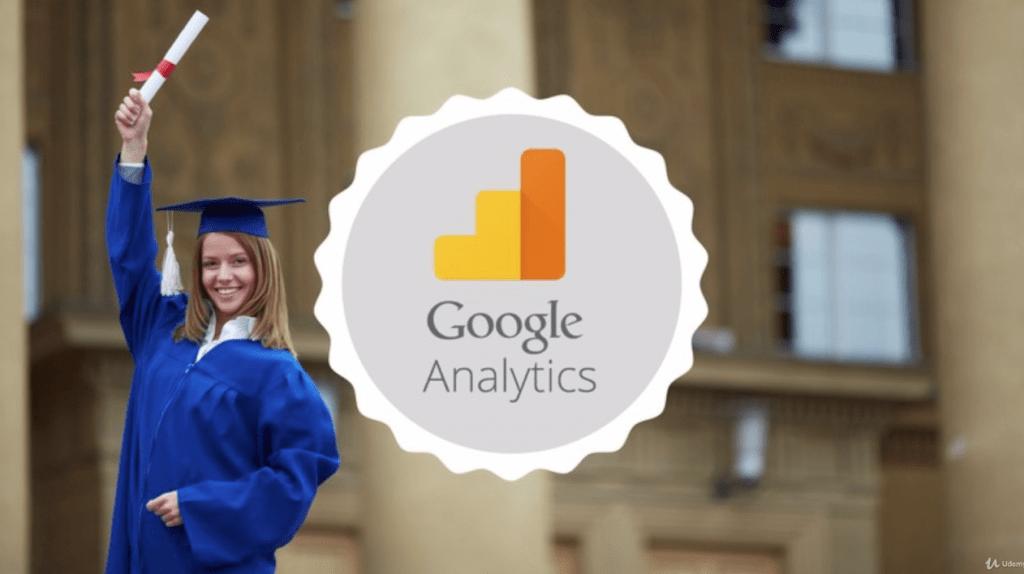 Udemy Google Analytics Certification