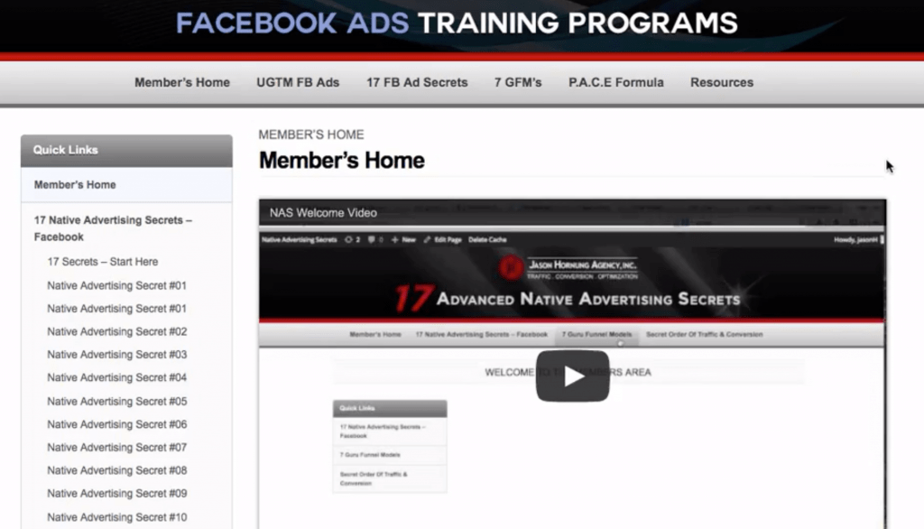 Ads Profit Maximizer Bootcamp 2.0 User Interface