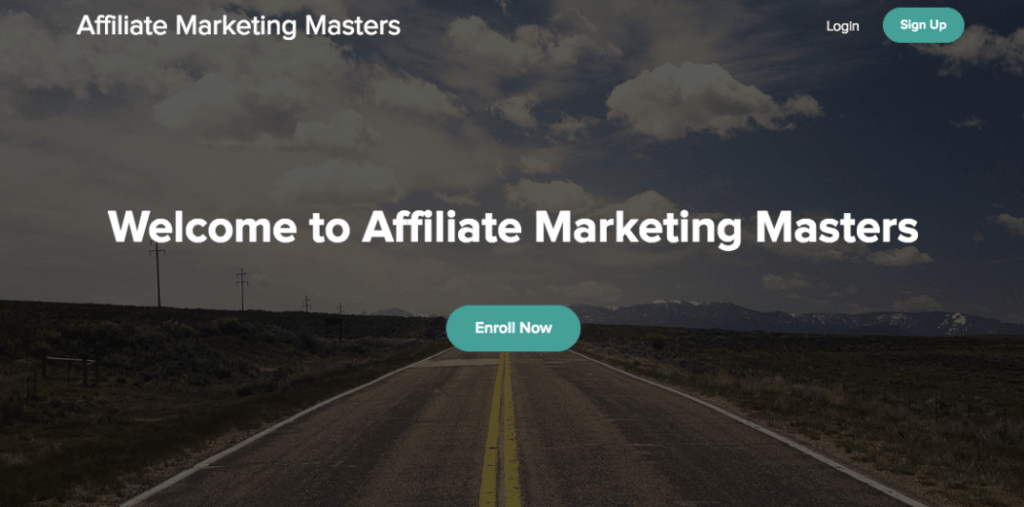 Affiliate Marketing Master Course