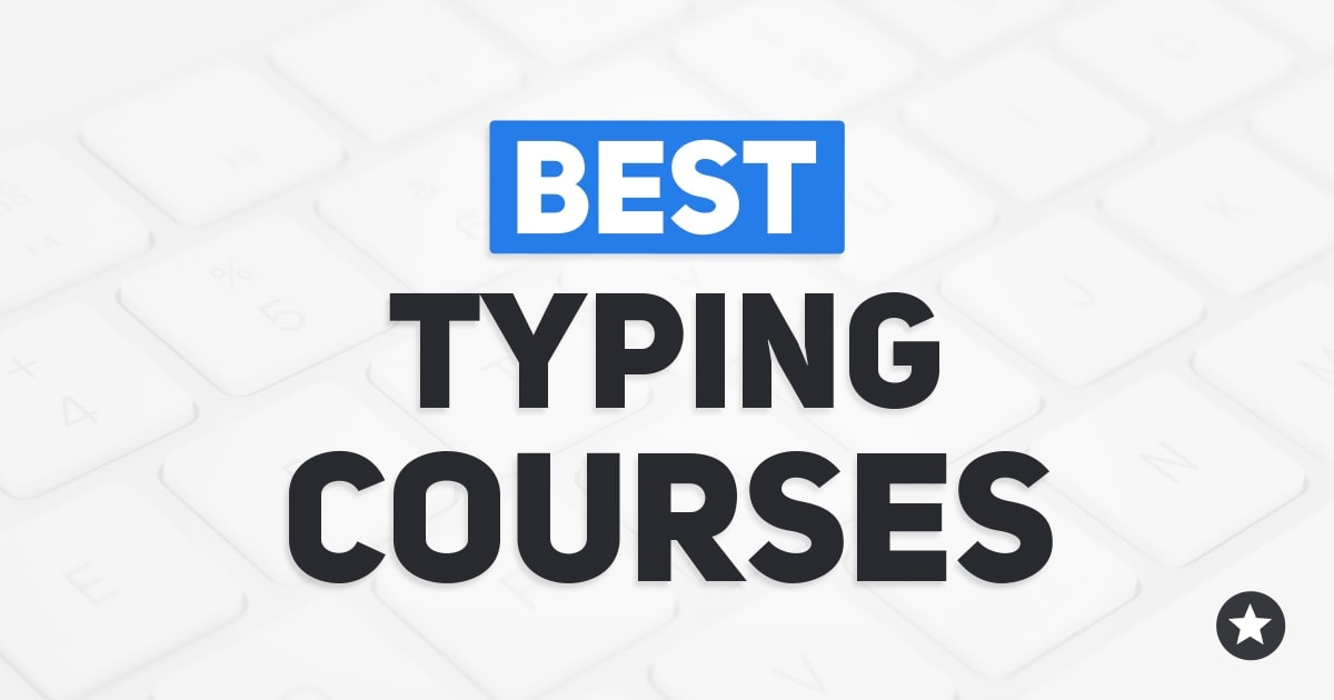 Best Typing Courses