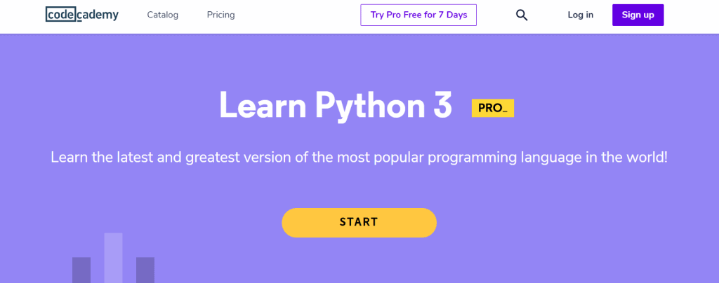 Learn Python 3 (Codecademy) Course