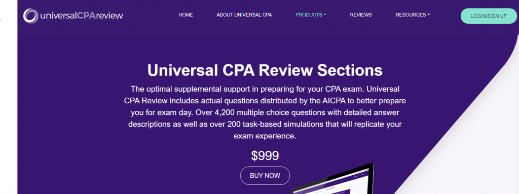 Universal CPA Review Course