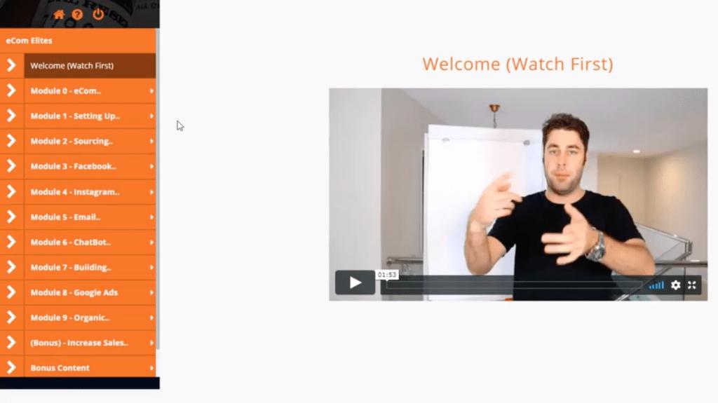 eCom Elites Introduction Video