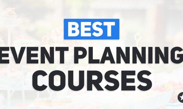 Best Event Planning Courses