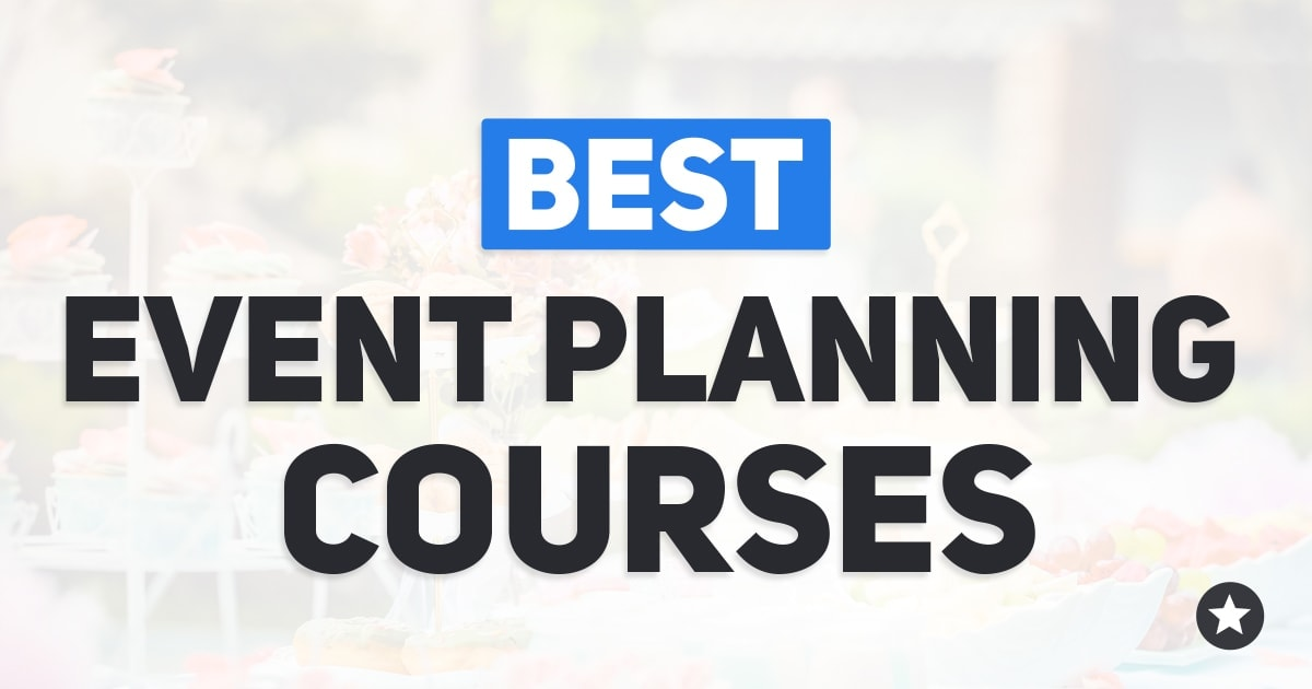 Best Event Planning Courses