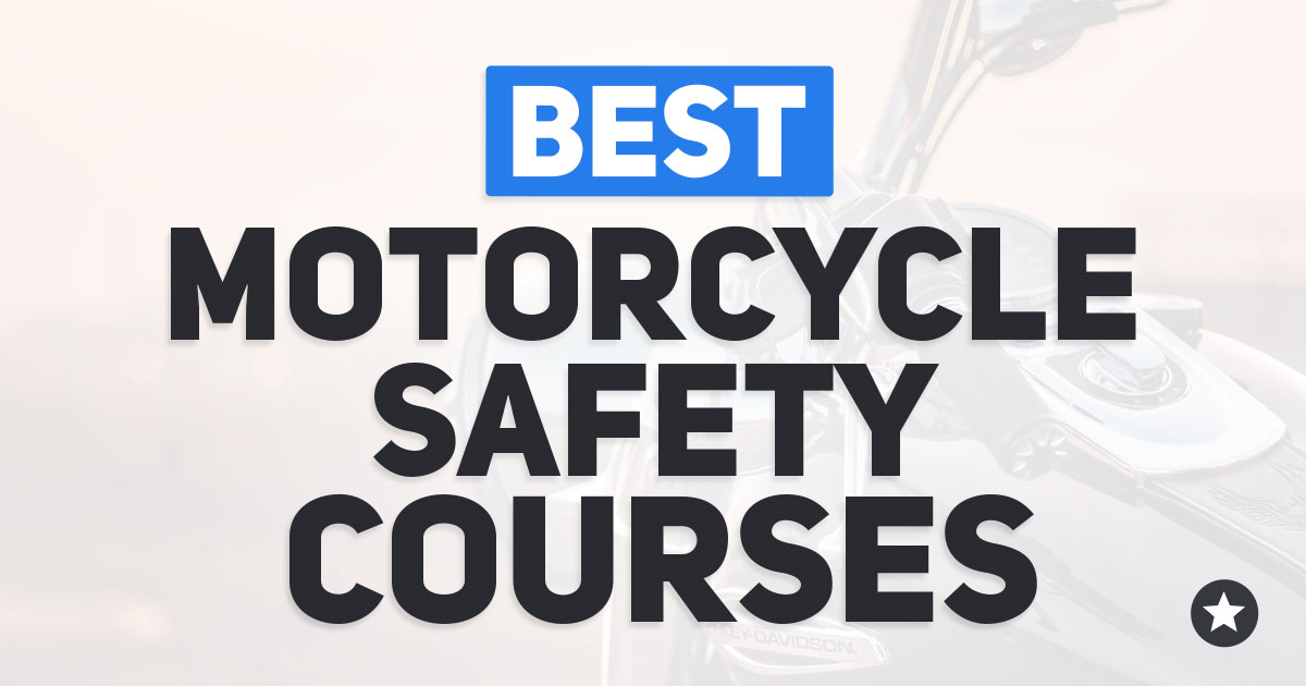Best Motorcycle Safety Online Courses