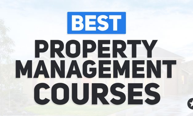 Best Property Management Courses