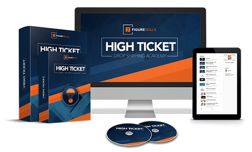 High Ticket Dropshipping Academy Intro