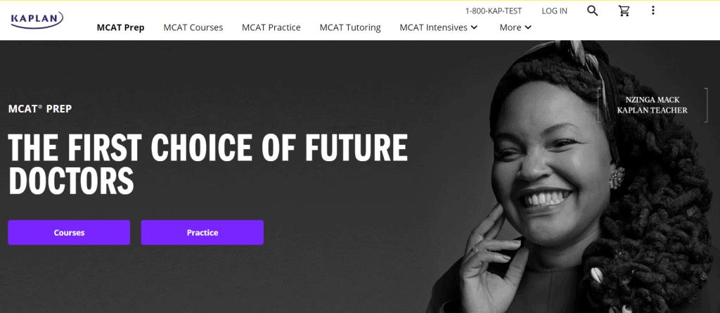 Kaplan MCAT Prep Courses