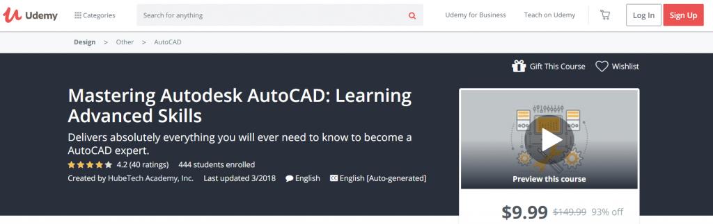 Mastering Autodesk AutoCAD Learning Advanced Skills - Udemy