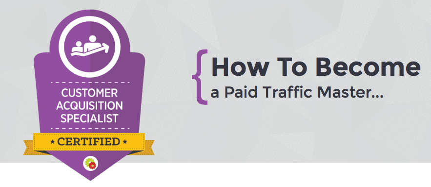 Digital Marketer's Paid Traffic Mastery Review
