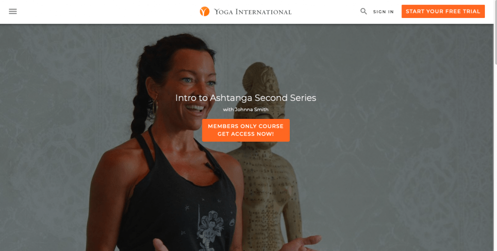 Intro to Ashtanga — Yoga International