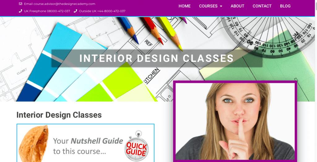 Online Interior Design Classes — The Design Ecademy