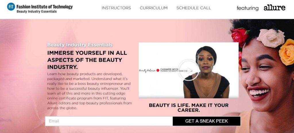 Beauty Industry Essentials