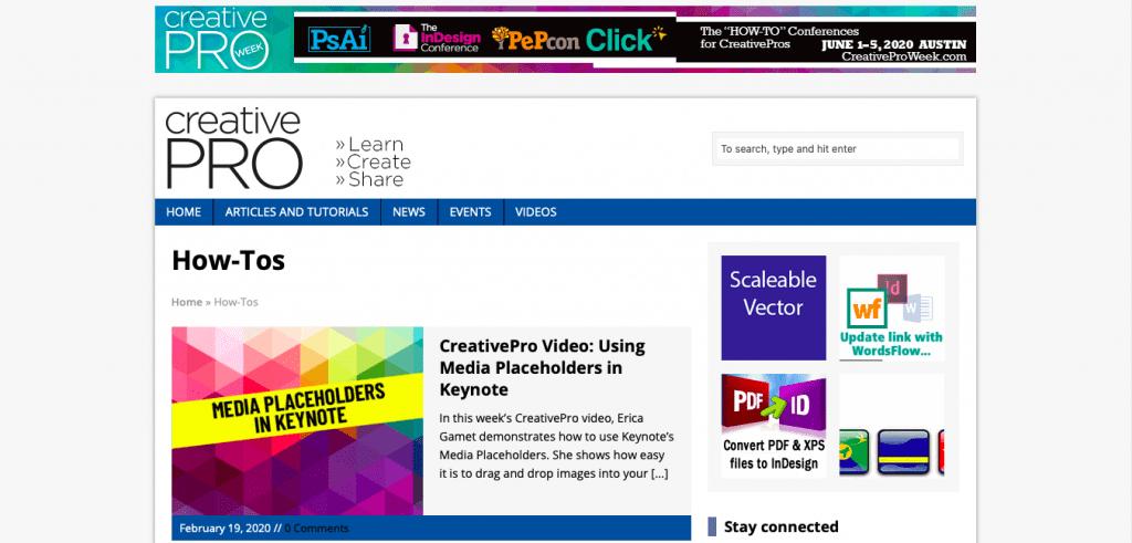Creative Pro