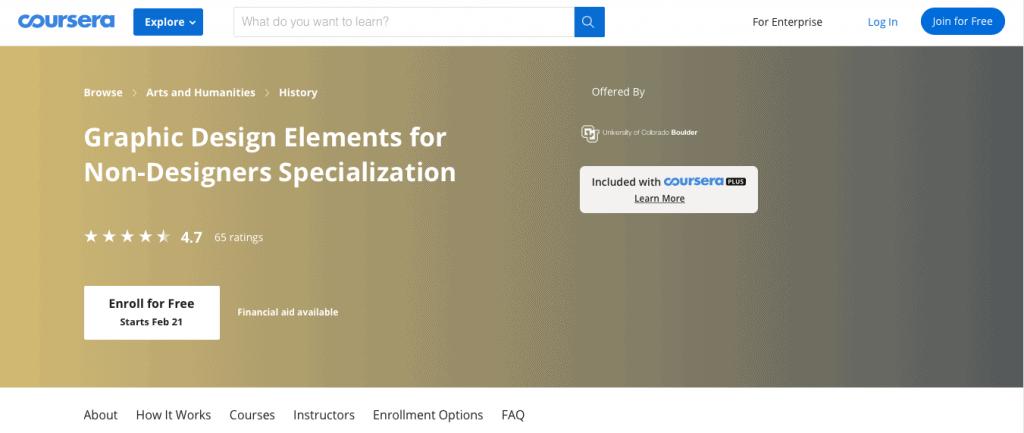 Graphic Design Elements for Non-Designers