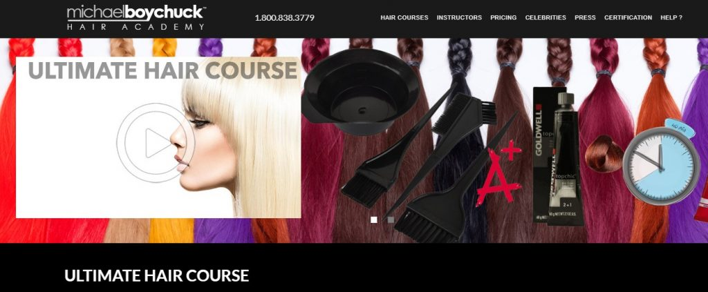 Ultimate Hair Course
