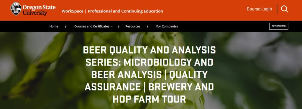OSU - Beer Quality