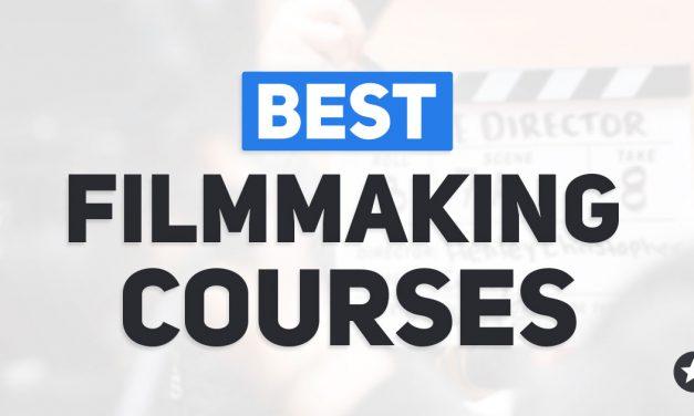 Best Online Filmmaking Courses
