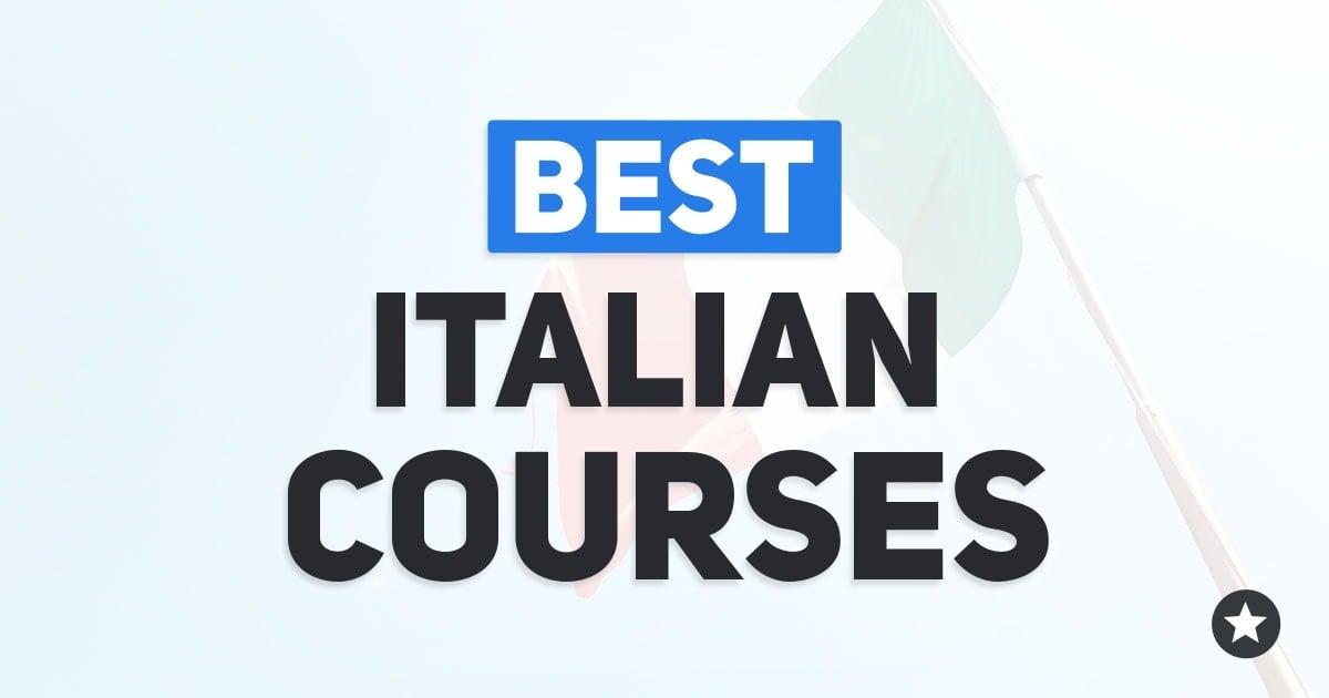 Best Online Italian Courses