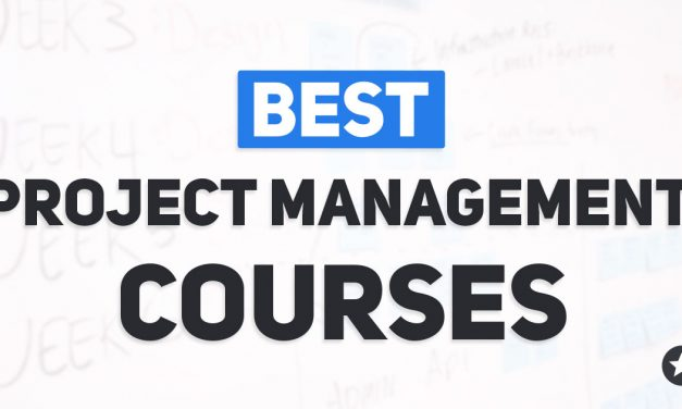 Best Project Management Courses